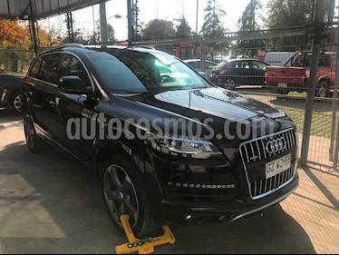 Foto venta Auto usado Audi Q7 3.0L TFSI Quattro Tiptronic  (2015) color Negro precio $25.970.000