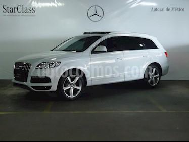 Foto venta Auto usado Audi Q7 3.0T Elite Tiptronic Quattro (333Hp) (2015) color Blanco precio $590,000