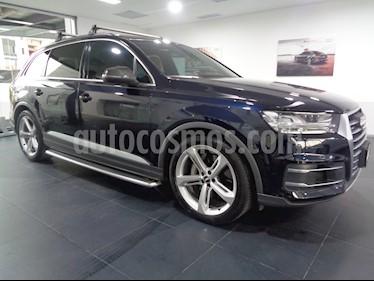 Foto venta Auto Seminuevo Audi Q7 3.0T Elite Tiptronic Quattro (333Hp) (2018) color Azul precio $1,530,000