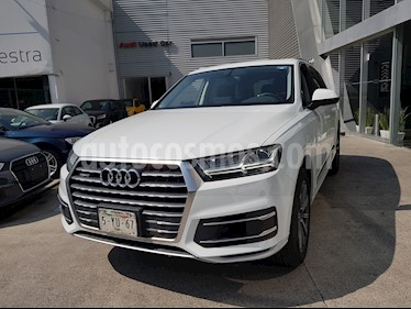 Foto venta Auto usado Audi Q7 3.0T Elite Tiptronic Quattro (333Hp) (2018) color Blanco Glaciar precio $1,050,000