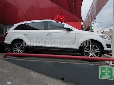 Foto venta Auto Seminuevo Audi Q7 3.0T Luxury Tiptronic Quattro (333Hp) (2015) color Blanco precio $520,000