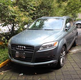 Foto venta Auto Seminuevo Audi Q7 3.6L FSI Elite (280Hp) (2007) color Gris Quarzo precio $180,000