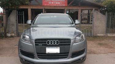Foto venta Auto Usado Audi Q7 4.2 TDI Quattro Tiptronic (2008) color Gris Cuarzo