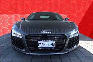 Foto venta Auto usado Audi R8 5.2L FSI Plus S-Tronic (2015) color Gris precio $2,000,000