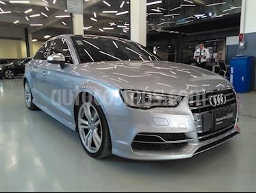 Foto venta Auto Usado Audi Serie S S3 1.8T Quattro (225hp) (2015) color Plata precio $430,000