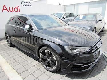 Foto venta Auto Seminuevo Audi Serie S S3 2.0L TFSI Aut (2016) color Negro precio $470,000