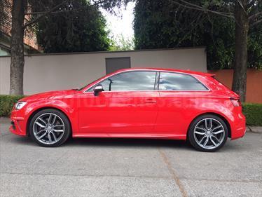 Foto venta Auto Seminuevo Audi Serie S S3 2.0T Quattro S-Tronic (2014) color Rojo Alfa precio $449,000