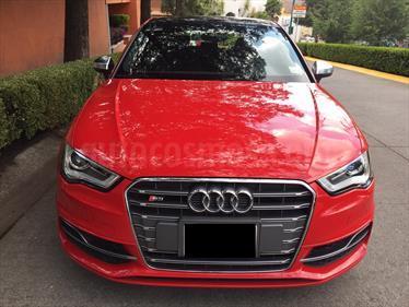 Foto venta Auto usado Audi Serie S S3 2.0T Quattro S-Tronic (2014) color Rojo Alfa precio $449,000