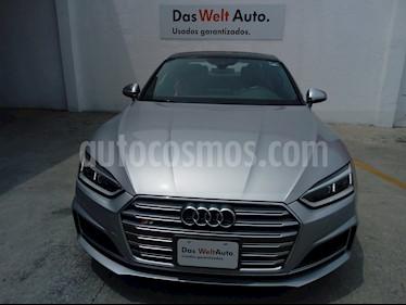 Foto venta Auto Seminuevo Audi Serie S S5 3.0T (2018) color Plata Mercurio precio $980,000