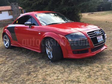 Foto venta Auto Seminuevo Audi TT Coupe 1.8T S-Line Quattro (225Hp)  (2001) color Rojo Alfa precio $175,000