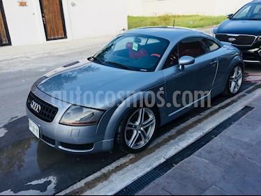 Foto venta Auto Seminuevo Audi TT Coupe 1.8T S-Line Quattro (225Hp)  (2002) color Plata Metalizado precio $160,000