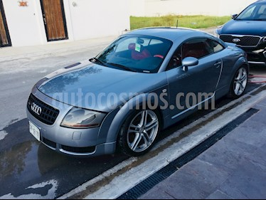 Foto venta Auto usado Audi TT Coupe 1.8T S-Line Quattro (225Hp)  (2002) color Plata Metalizado precio $160,000