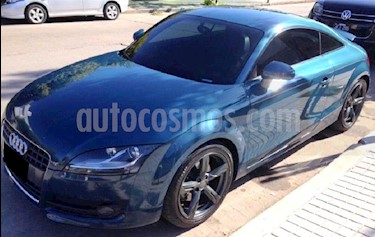 Foto venta Auto Usado Audi TT Coupe 2.0 T FSI (2008) color Verde precio $749.500