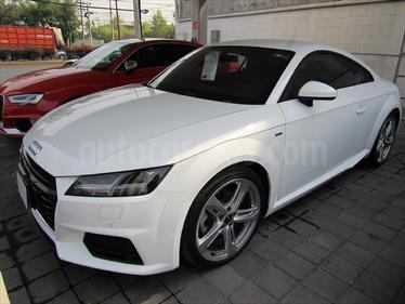 foto Audi TT Coupe 2.0T FSI 230 hp S Line