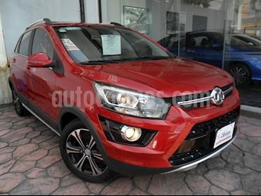 Foto venta Auto Seminuevo BAIC X25 Top Aut (2017) color Rojo Barcelona precio $205,000