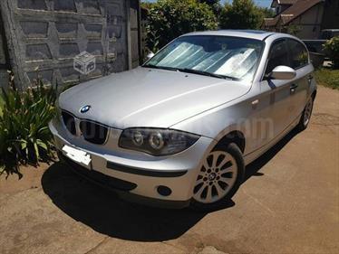 Foto venta Auto usado BMW Serie 1 116i 5P (2006) color Plata Titanium precio $6.100.000