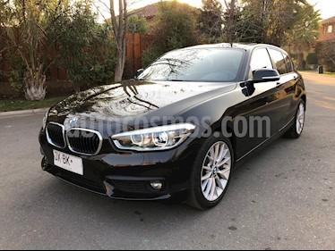 Foto venta Auto Usado BMW Serie 1 116i 5P  (2017) color Marron precio $15.650.000
