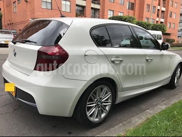 BMW Serie 1 116i Sport 5P usado (2011) color Blanco Alpine precio $48.000.000