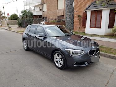 Foto venta Auto usado BMW Serie 1 118d 5P (2012) color Gris Oscuro precio $610.000