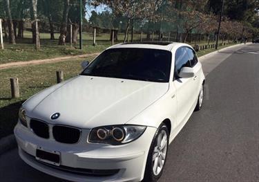 Foto venta Auto usado BMW Serie 1 118i Active 3P (2011) color Blanco precio $380.000