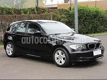 Foto venta Auto usado BMW Serie 1 120i Active 5P (2009) color Negro precio $400.000