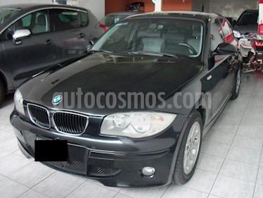 Foto venta Auto usado BMW Serie 1 120i/A Active (156cv) 5Ptas. (2006) color Negro precio $339.900