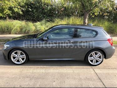 Foto venta Auto Usado BMW Serie 1 1.6 Aut 3P Kit M (2015) color Gris Mineral precio $13.000.000