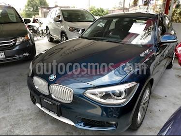 Foto venta Auto Usado BMW Serie 1 3P 118i Urban Line (2014) color Azul Profundo precio $250,000