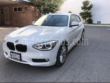 Foto venta Auto Seminuevo BMW Serie 1 3P 118i Urban Line (2014) color Blanco precio $249,000