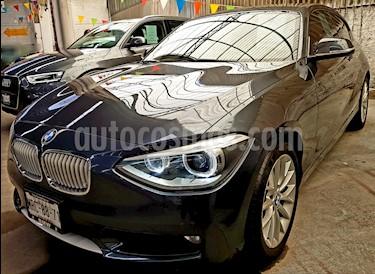 Foto venta Auto Seminuevo BMW Serie 1 3P 118i Urban Line (2014) color Azul Medianoche precio $249,999
