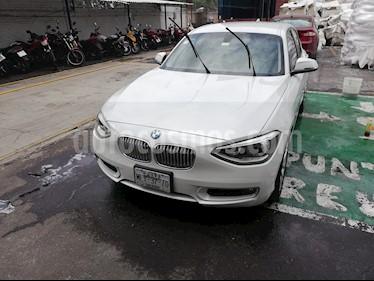 Foto venta Auto Seminuevo BMW Serie 1 3P 118i (2013) color Blanco Mineral precio $190,000
