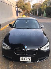 Foto venta Auto Usado BMW Serie 1 3P 118iA (2014) color Negro Zafiro precio $230,000