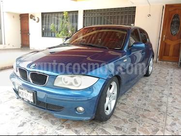 Foto venta Auto usado BMW Serie 1 3P 120i (2005) color Azul precio $99,000