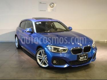 Foto venta Auto Usado BMW Serie 1 3P 120iA M Sport (2017) color Azul Liquido precio $429,000