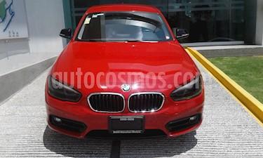 Foto venta Auto Usado BMW Serie 1 3P 120iA Sport Line (2016) color Rojo precio $315,000
