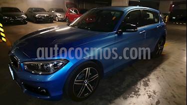 Foto venta Auto Seminuevo BMW Serie 1 3P 120iA Sport Line (2018) color Azul precio $438,000
