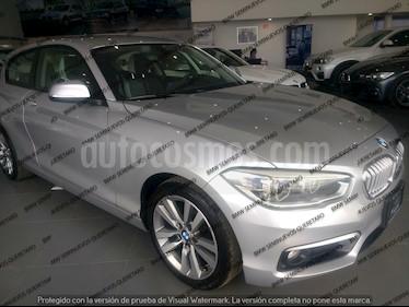 Foto venta Auto Seminuevo BMW Serie 1 3P 120iA Urban Line (2016) color Plata precio $360,000