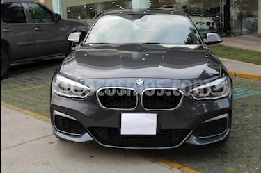 Foto venta Auto Usado BMW Serie 1 3P M135iA (2016) color Gris Mineral precio $450,000
