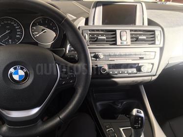 Foto venta Auto Usado BMW Serie 1 5P 118i Urban Line (2015) color Blanco Alpine precio $265,000