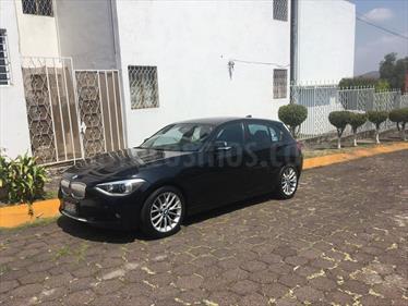Foto venta Auto Seminuevo BMW Serie 1 5P 118i Urban Line (2012) color Negro precio $215,000