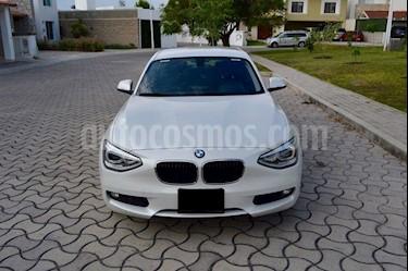 Foto venta Auto Usado BMW Serie 1 5P 118iA (2015) color Blanco precio $300,000