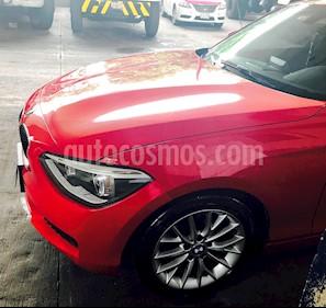 Foto venta Auto Seminuevo BMW Serie 1 5P 118iA (2012) color Rojo precio $210,000