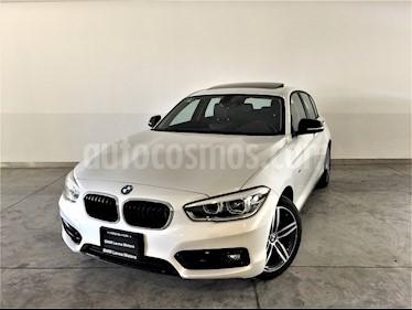 Foto venta Auto Seminuevo BMW Serie 1 5P 120i Sport (2018) color Blanco Mineral precio $490,000