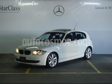 Foto venta Auto Seminuevo BMW Serie 1 5P 120i Style (2011) color Blanco precio $180,000