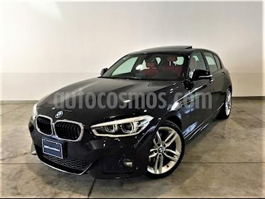 Foto venta Auto Usado BMW Serie 1 5P 120iA M Sport (2017) color Negro Zafiro precio $410,000