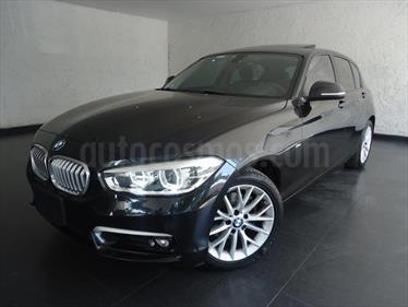 Foto venta Auto Usado BMW Serie 1 5P 120iA Urban Line (2017) color Negro precio $399,000
