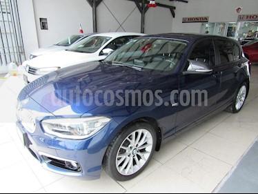 Foto venta Auto Seminuevo BMW Serie 1 5P 120iA Urban Line (2017) color Azul precio $400,000