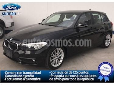 Foto venta Auto Seminuevo BMW Serie 1 5P 120iA (2016) color Negro precio $290,000