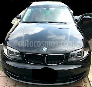 Foto venta Auto usado BMW Serie 1 Coupe 125i (2009) color Negro precio $205,000