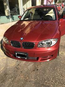 Foto BMW Serie 1 Coupe 125iA usado (2010) color Rojo Crimson precio $235,000